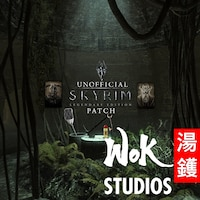 Chinese Localisation of Unofficial Skyrim Legendary Edition Patch by WOK Studios画像