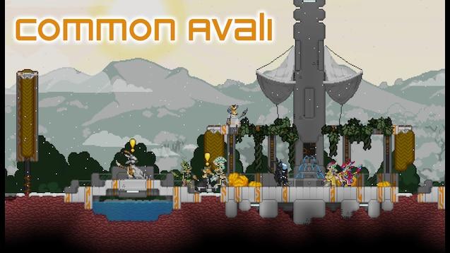 Steam Workshop Common Avali