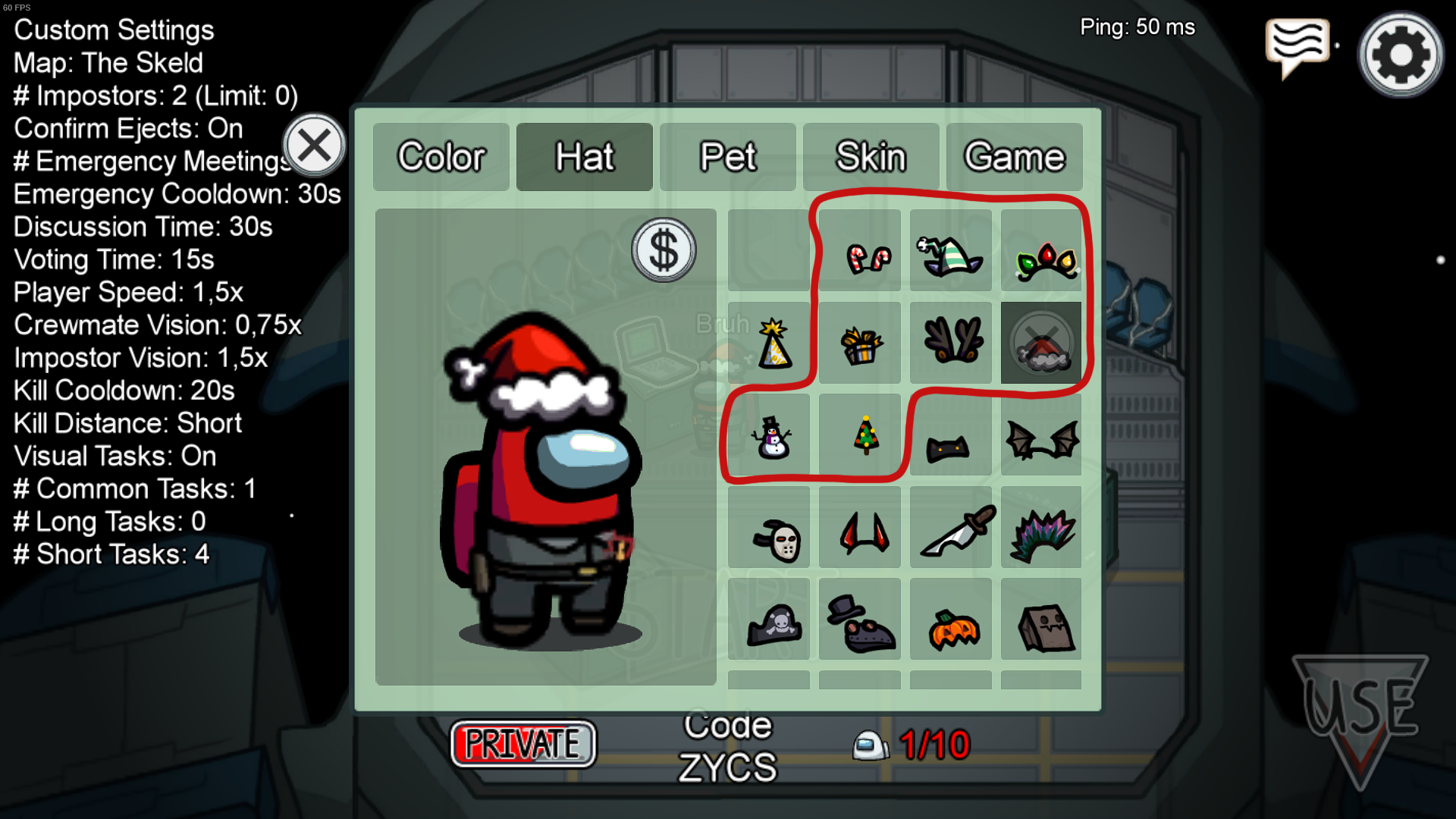 Steam Community Guide Secret Christmas Hats