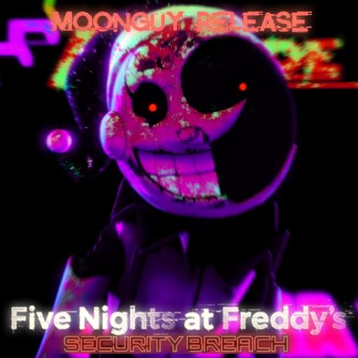 Steam Workshop Fnaf Security Breach Moonguy Magma Release