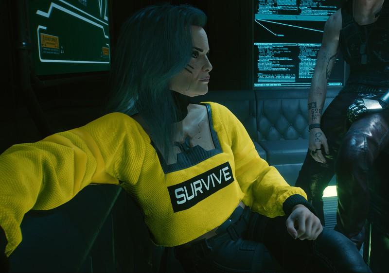 Все романтические отношения в Cyberpunk 2077