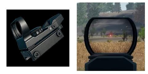 Прицельная стрельба в PUBG [прицелы, оружия, зероинг]