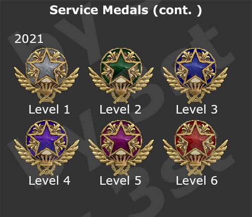 2021 service badge csgo betting