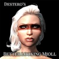 Destero's Better Looking Mjoll画像