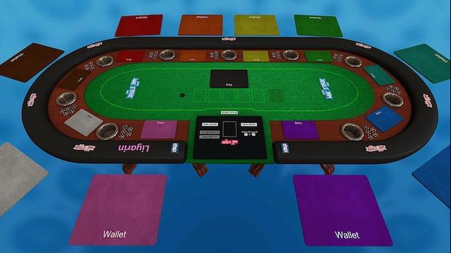 Steam Workshop Jingle Jam Poker Table