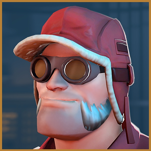 Insulated Builder (Style: Sideburns)