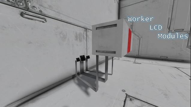 Steam Workshop :: Cockpit LCD & HUD Modules