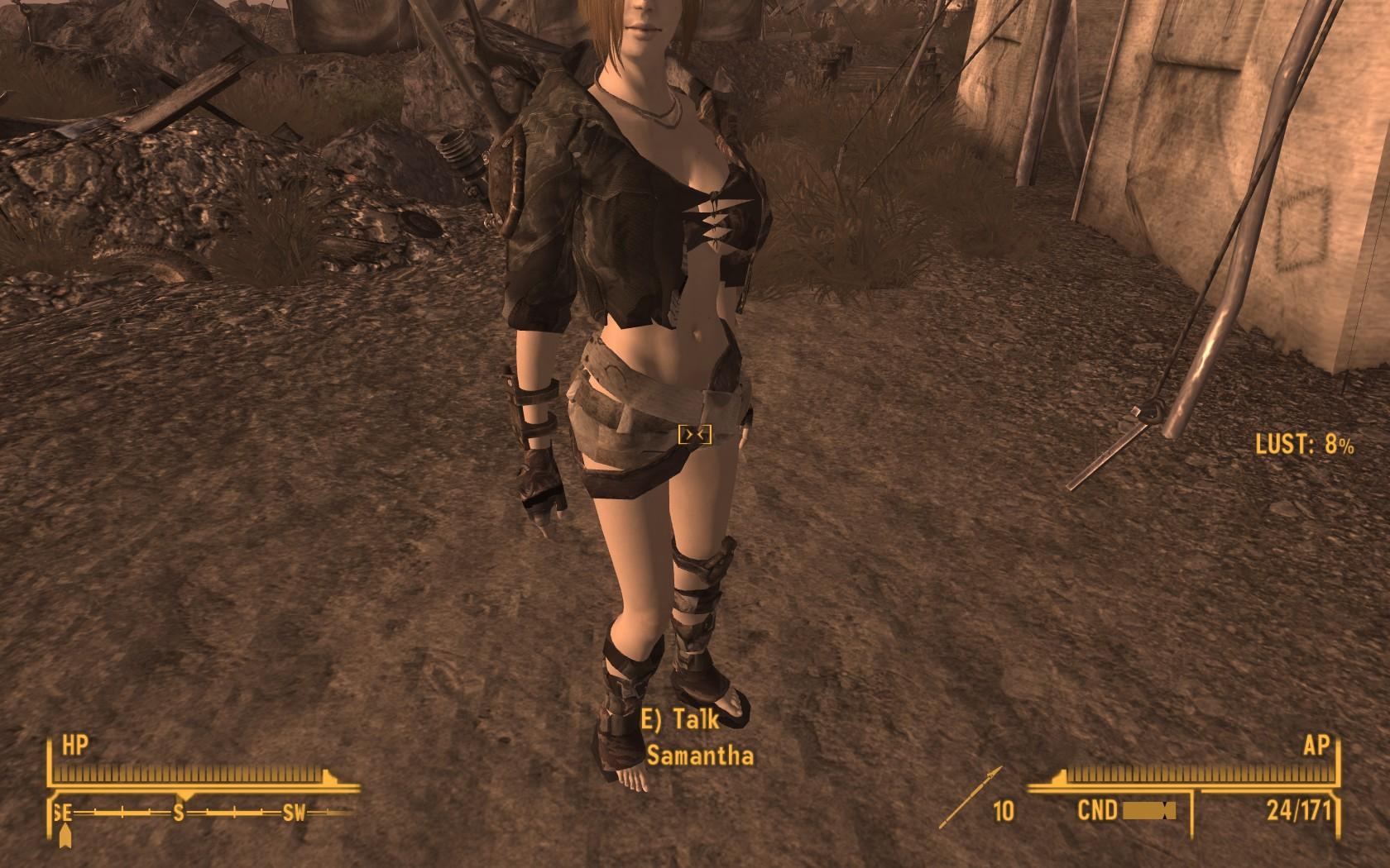 Fallout new vegas sexout