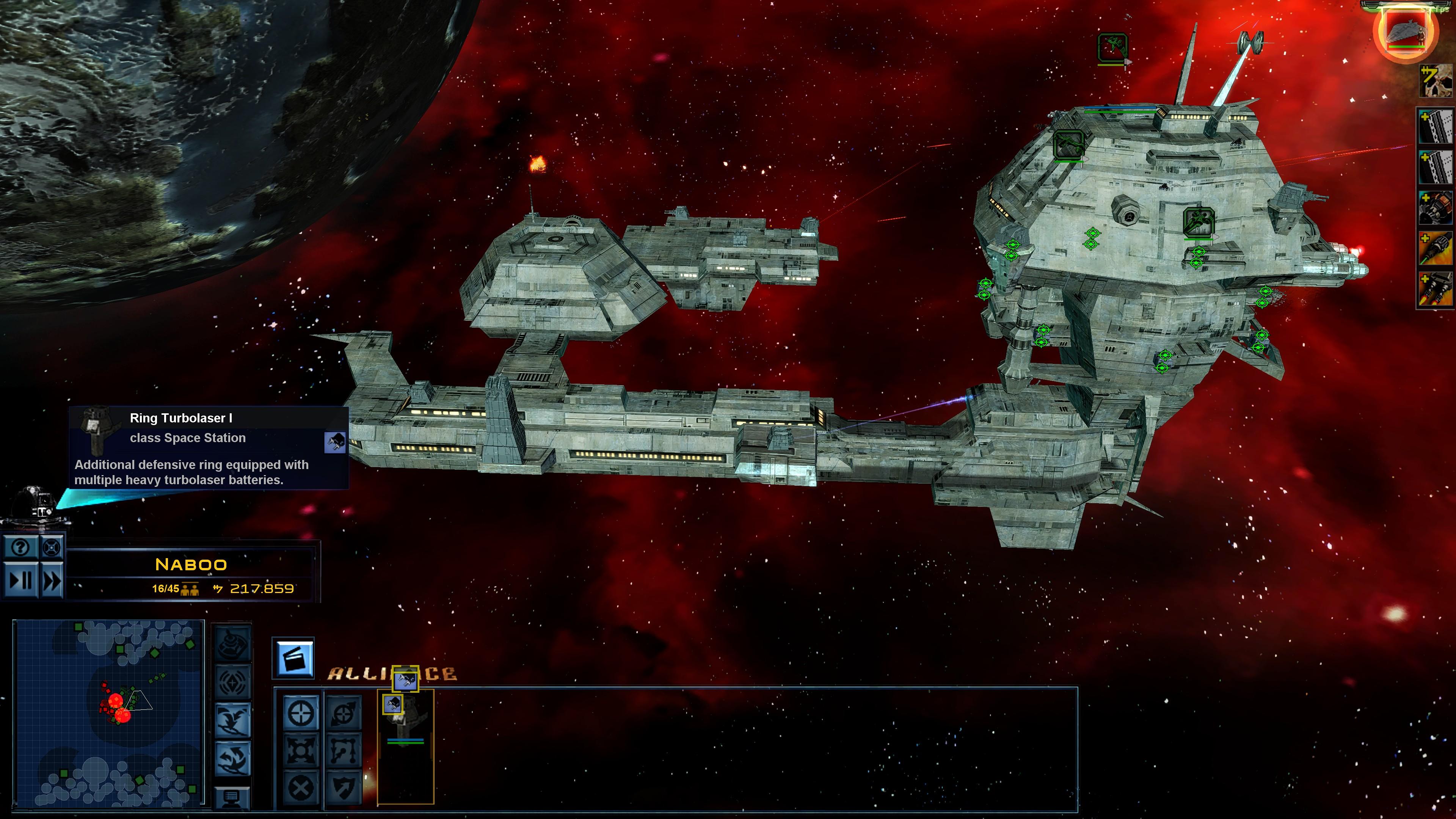 Star Wars Empire at War – FOC Alliance – Last additions