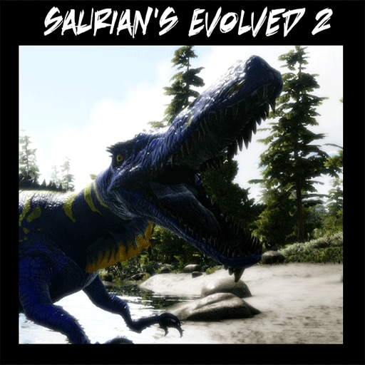 Saurians Evolved