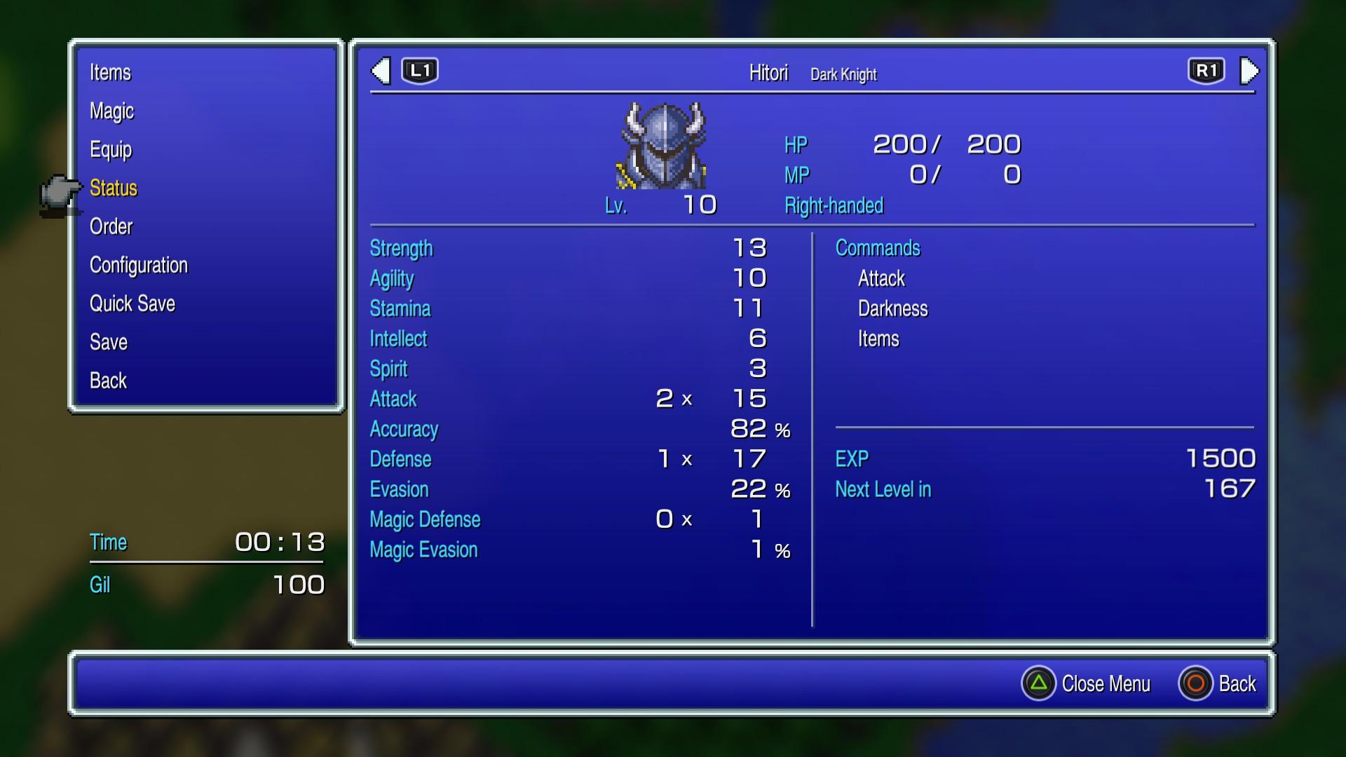 FFIV: PR Solo Cecil Guide image 31