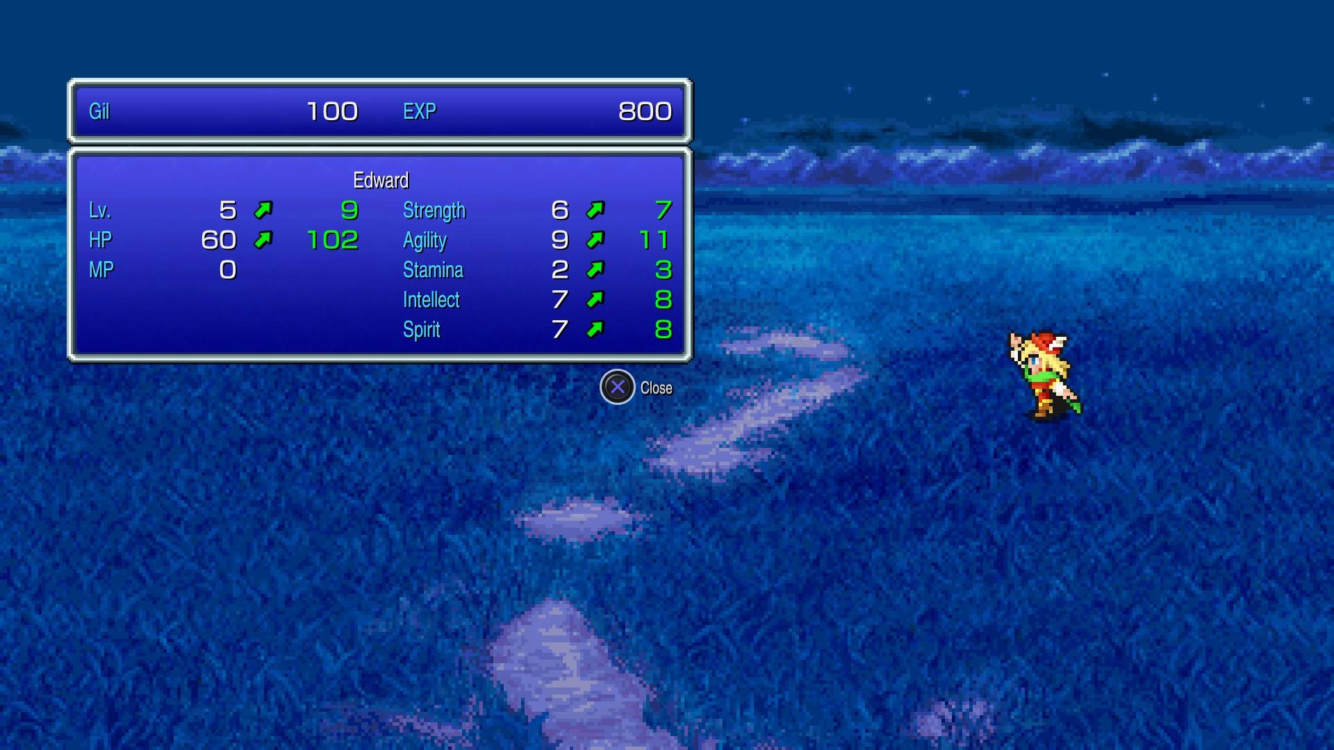 FFIV: PR Solo Cecil Guide image 33