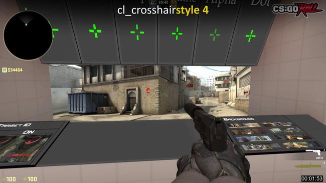 cl_crosshairstyle 4 cs go