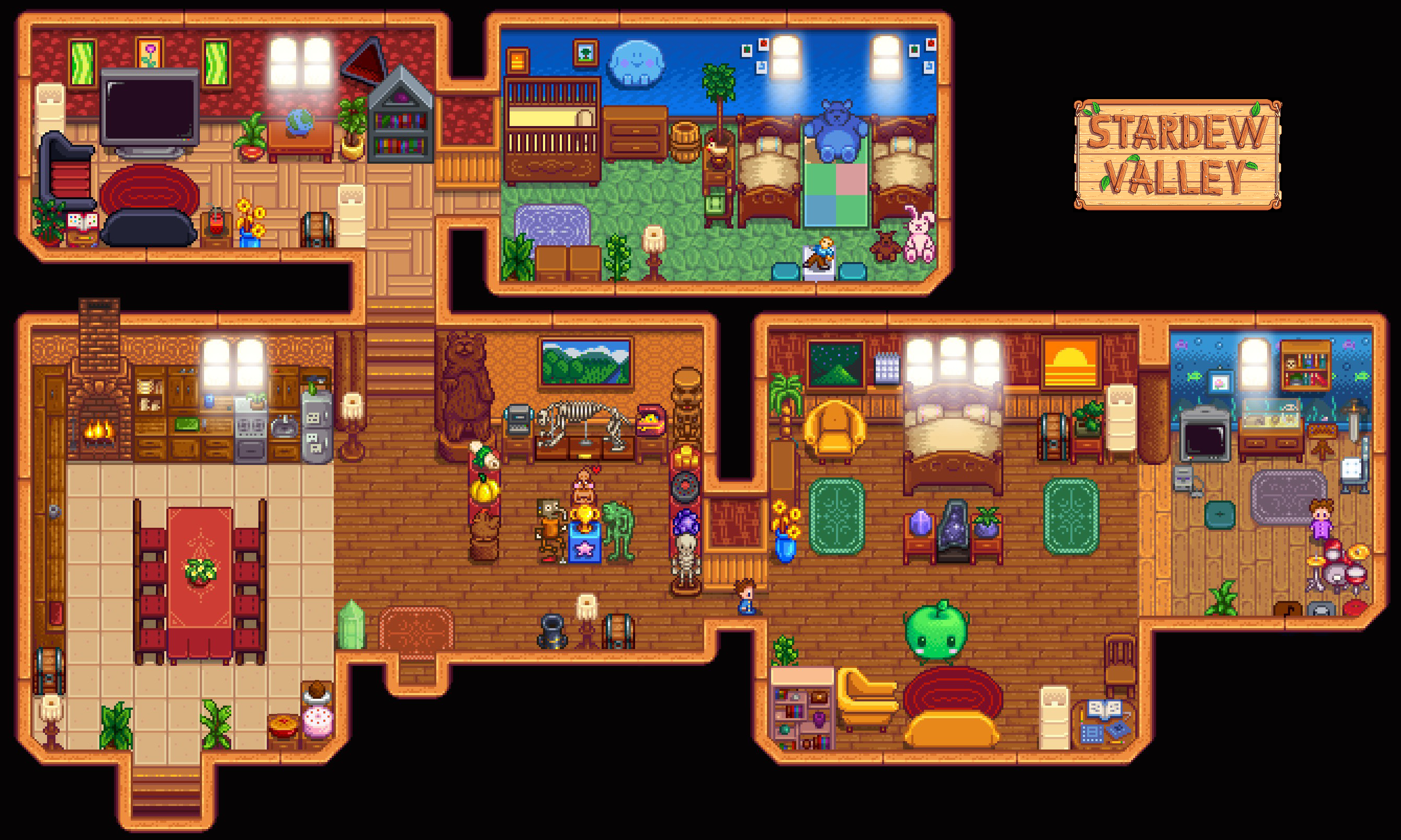 Steam Community Stardew Valley House Bath house hot spring mod replaces the bathhouse with an indoor hot spring. steam community stardew valley house