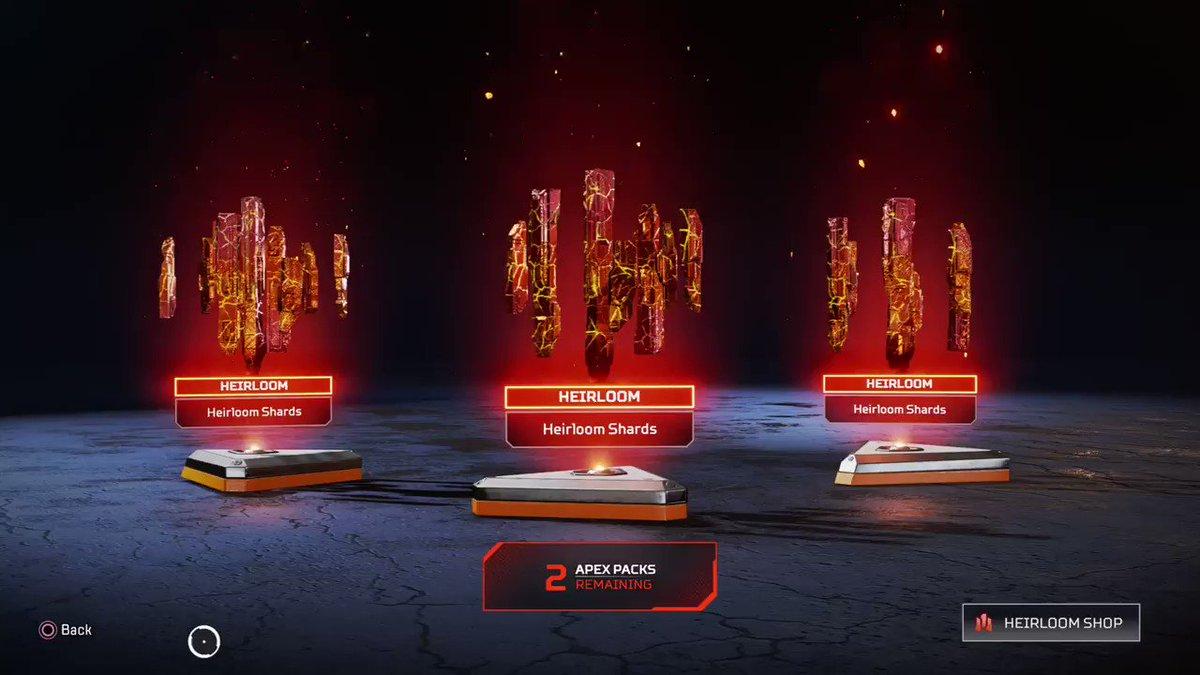Как получить Реликвии в Apex Legends