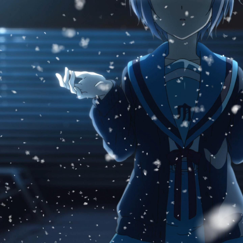 Steam Workshop 長門有希nagatoyuki 下雪試驗品60fps 2560x1440