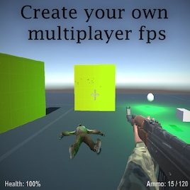 Steam Greenlight :: Multiplayer First Person Shooter (+