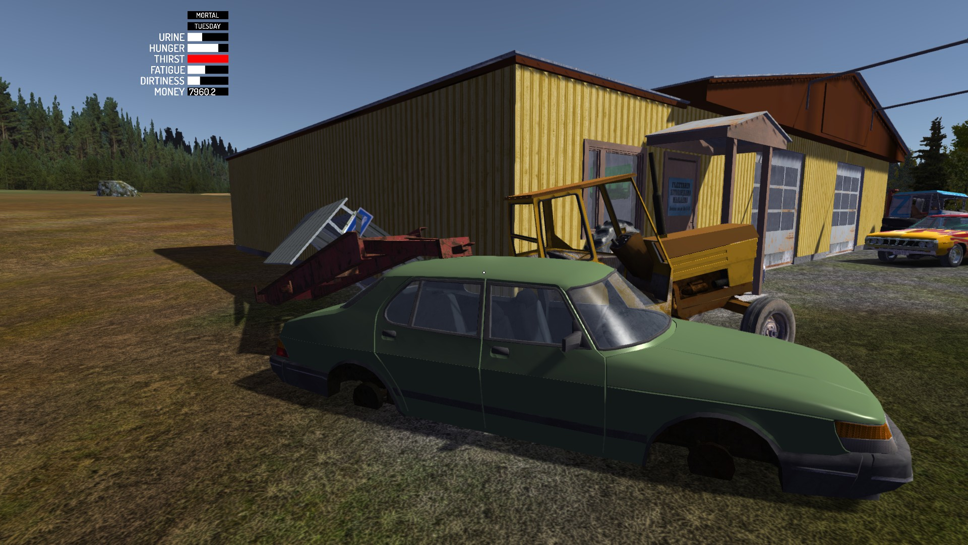 how to build my summer car