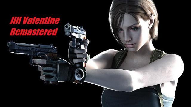 Steam Workshop :: Jill Valentine RE3 Remastered (Rochelle)