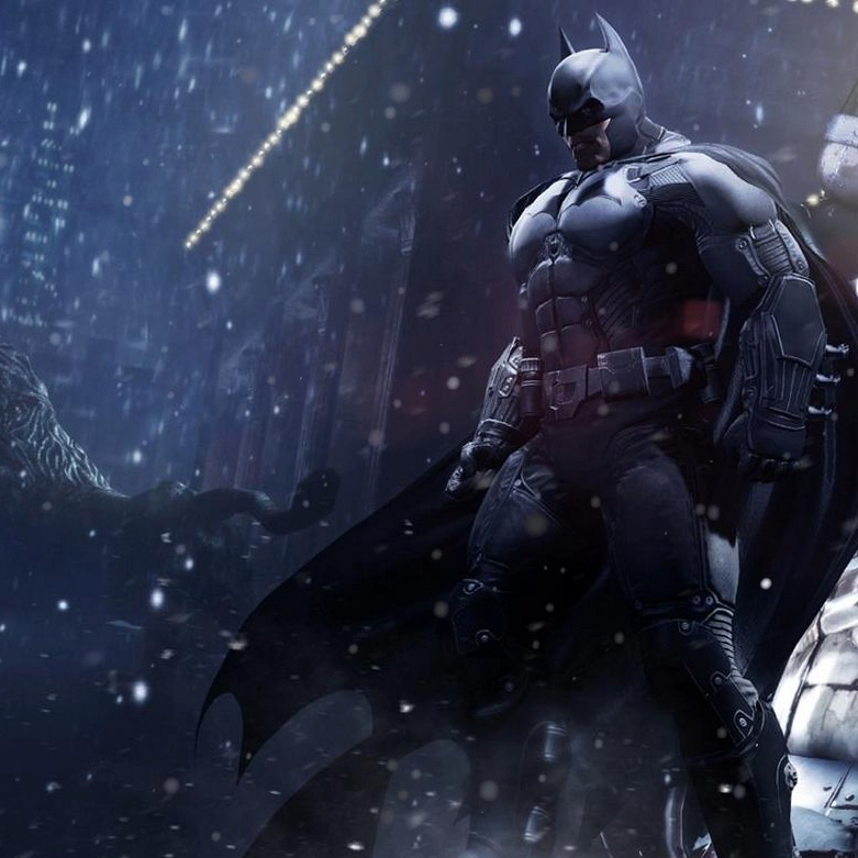 Batman DC Wallpaper Engine