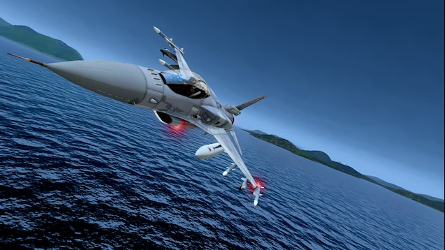 Steam Workshop :: D A A  M S K E  Air Combat  Dynamic Arma Air