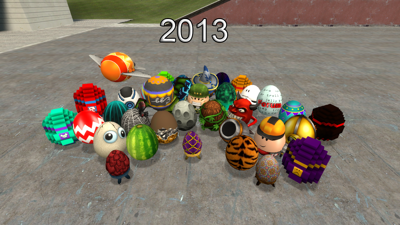 Steam Workshop :: All Roblox Easter Eggs 2008-2017