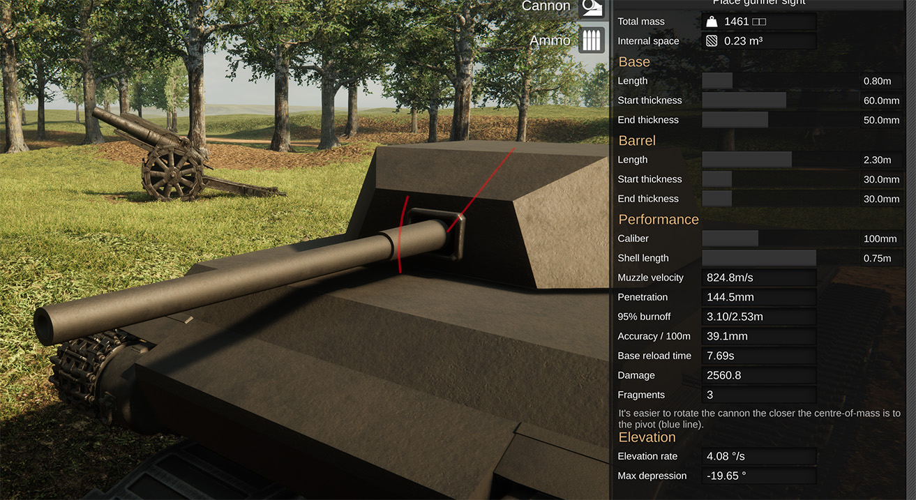 How to optimize cannon Elevation Rate image 2