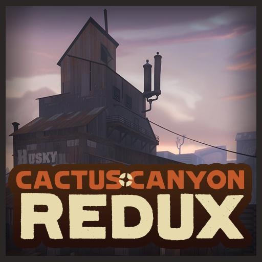 Cactus Canyon Redux