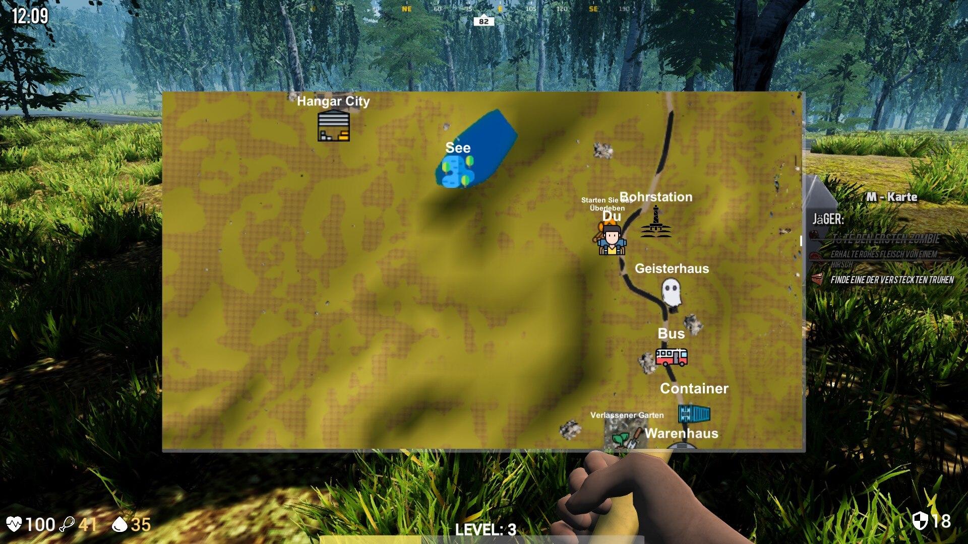 Die Map