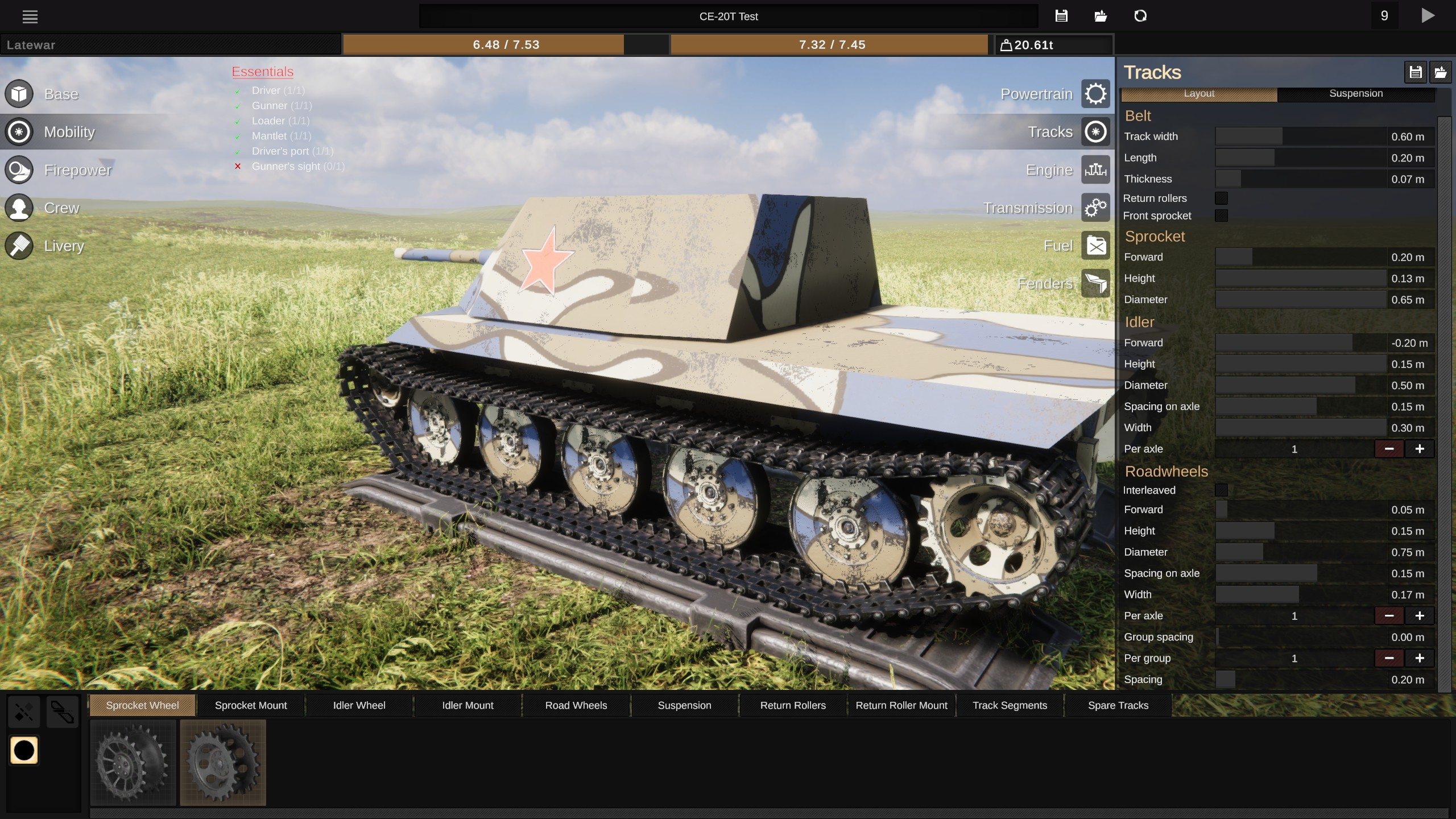Autoloaders & Traction image 7