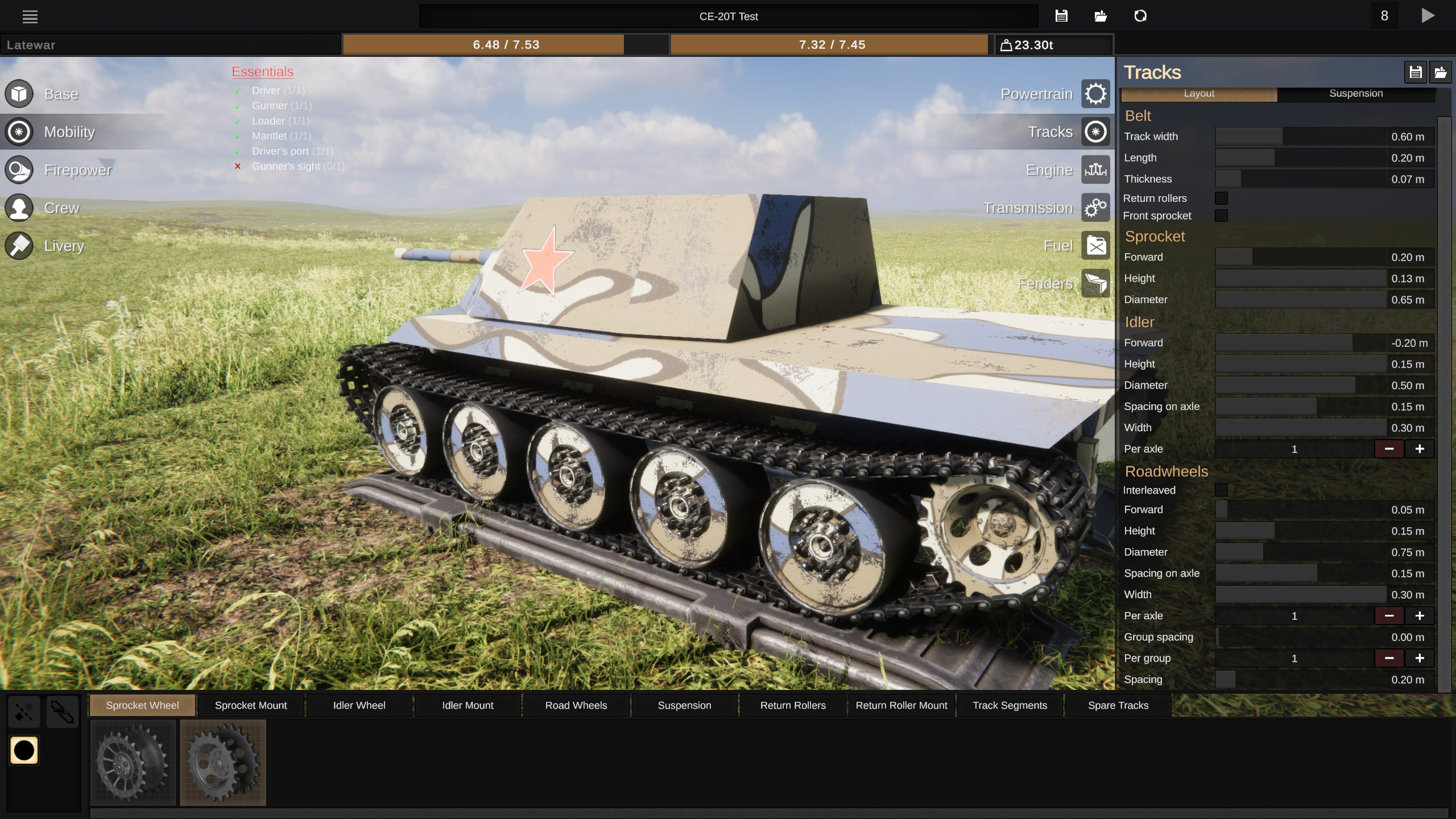 Autoloaders & Traction image 8
