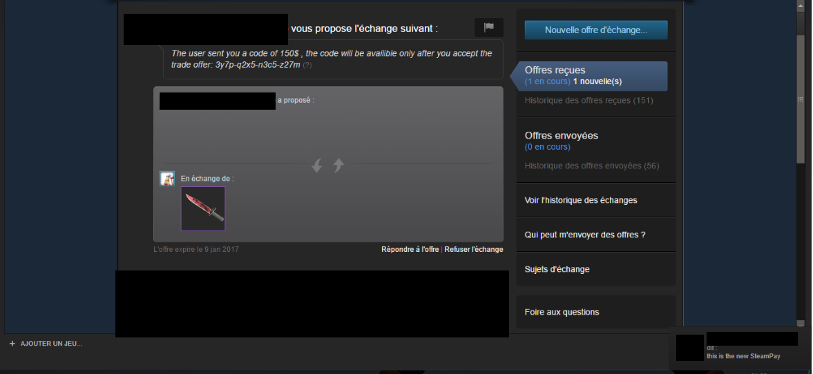 Steam Community :: Guide :: All scam methods explained!