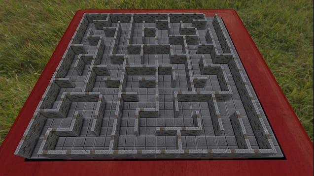 Steam Workshop :: Dungeon Tile Maze Generator