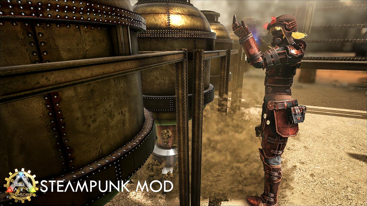 Steam Workshop :: Ark Steampunk Mod