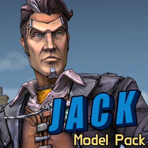Steam Workshop Handsome Jack Model Pack Borderlands