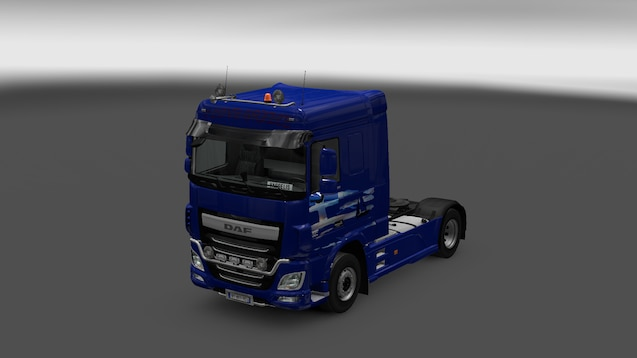 Steam Workshop :: DAF XF EURO 6 Greek mod