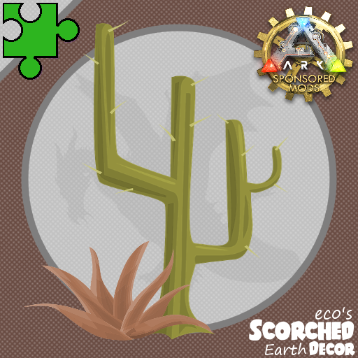 Eco's Scorched Earth Decor