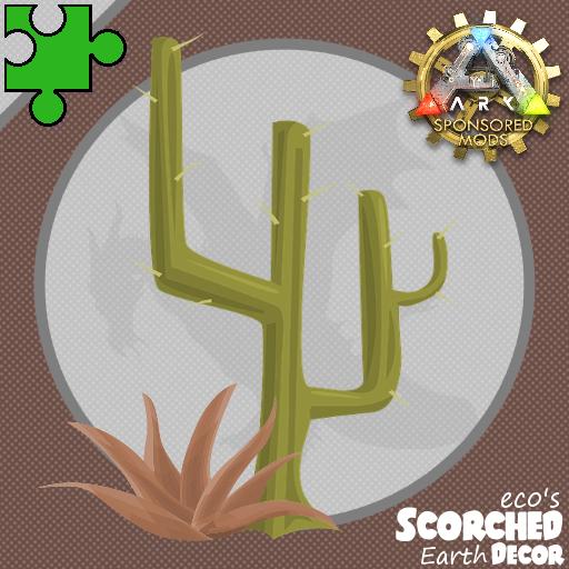 Eco's Scorched Earth Decor