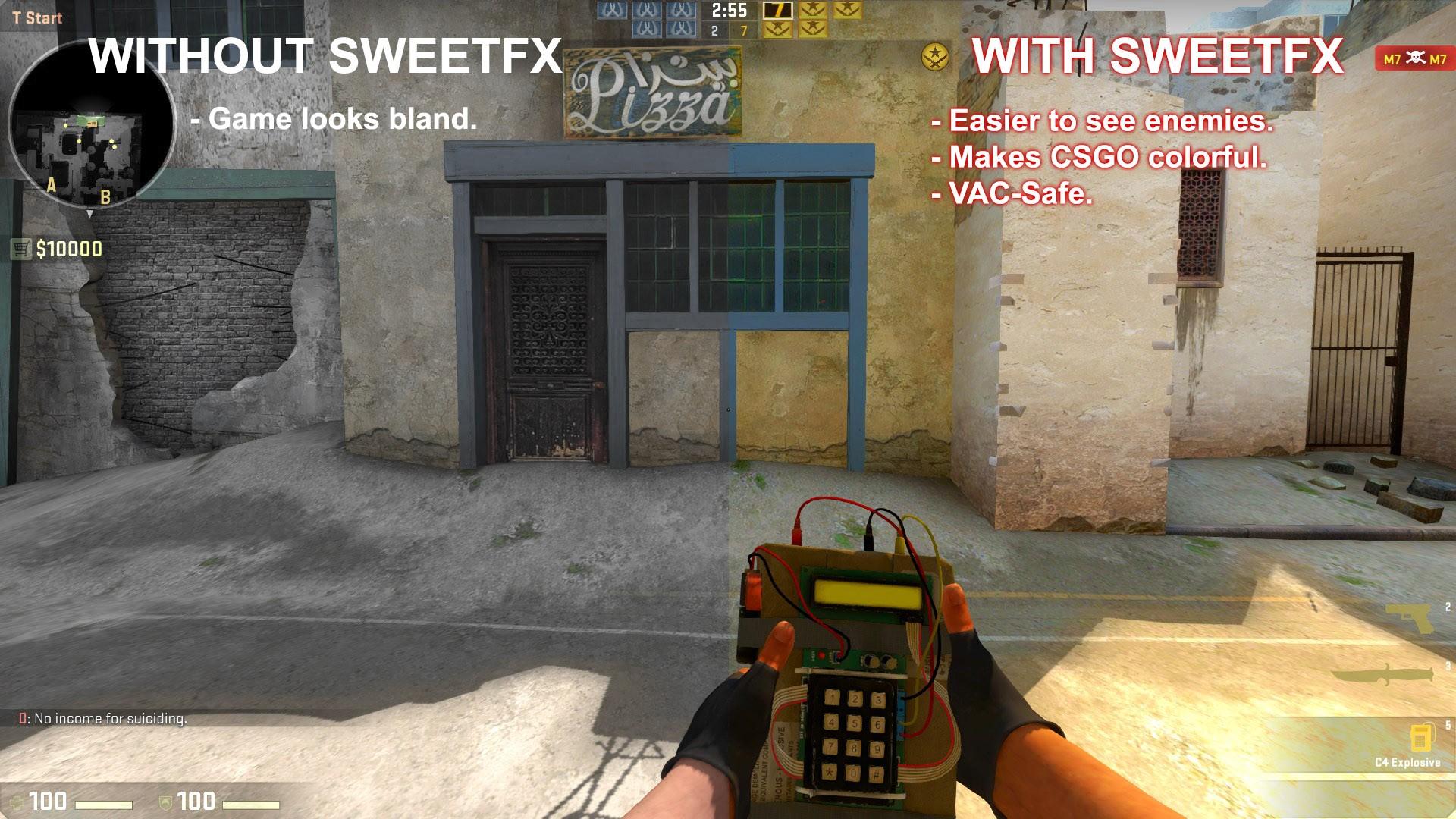 Sweetfx скачать программу
