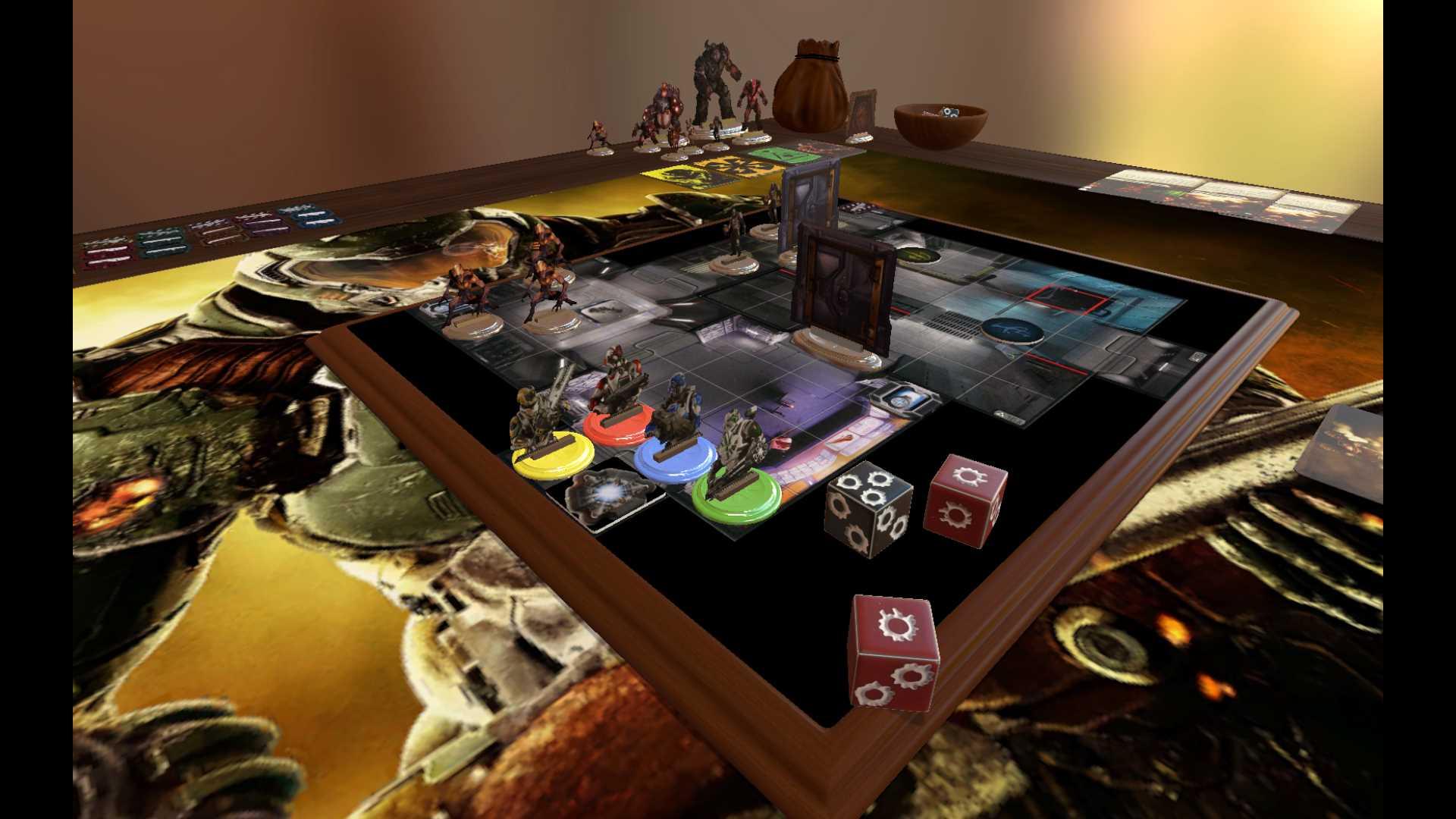 steam workshop doom the board game 2016