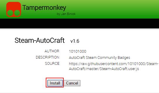 Install Greasemonkey Chrome