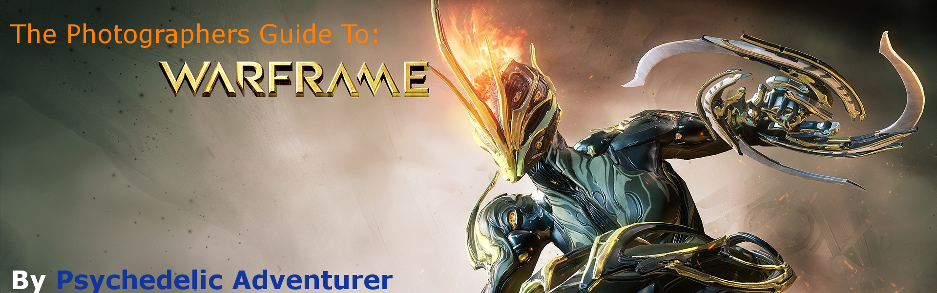 A Hearty Welcome To My New Guide Which Will Hopefully Teach You The Ins And Outs Of The New Captura Mode Warframe