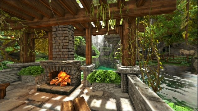 steam workshop ecos garden decor - Garden Decor