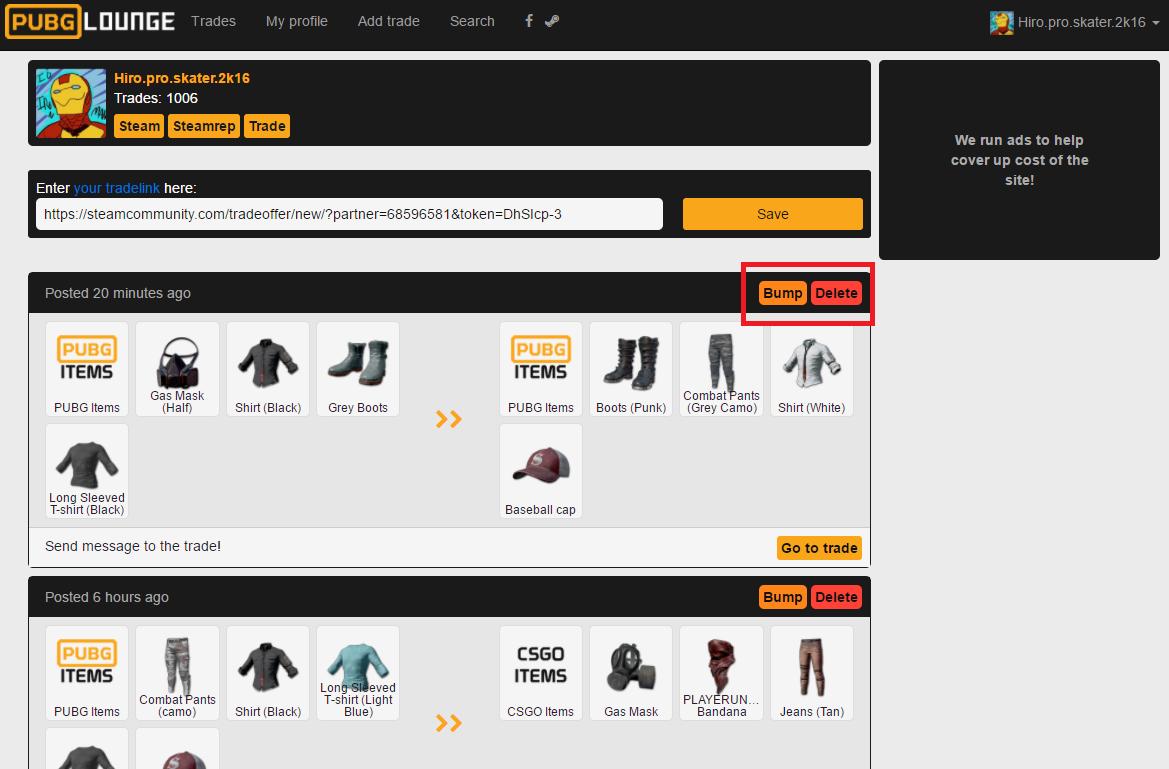 pubg trade bot site binäre optionen was handeln