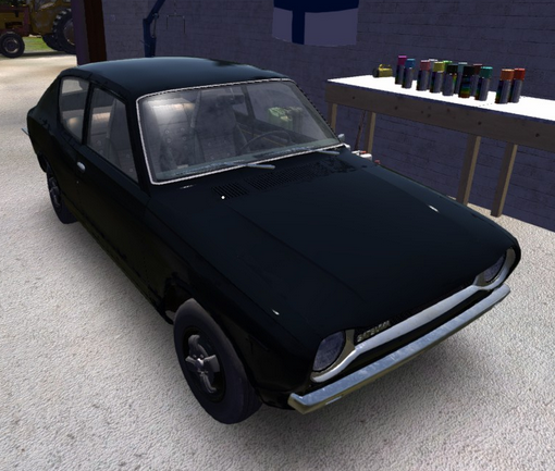 Steam Community Guide How To Start The Satsuma The Car You