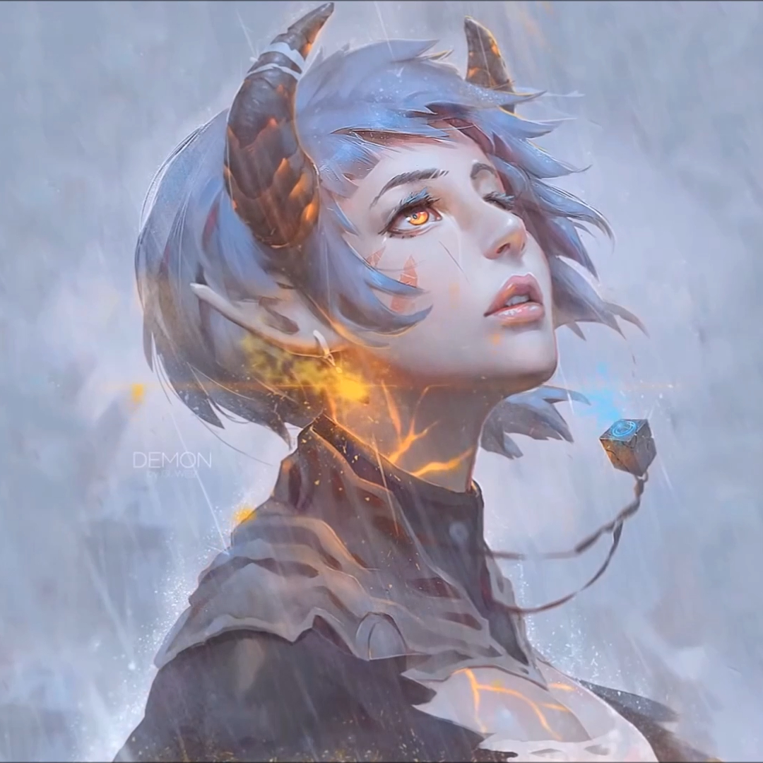 Isolated in the Rain Wallpaper Engine