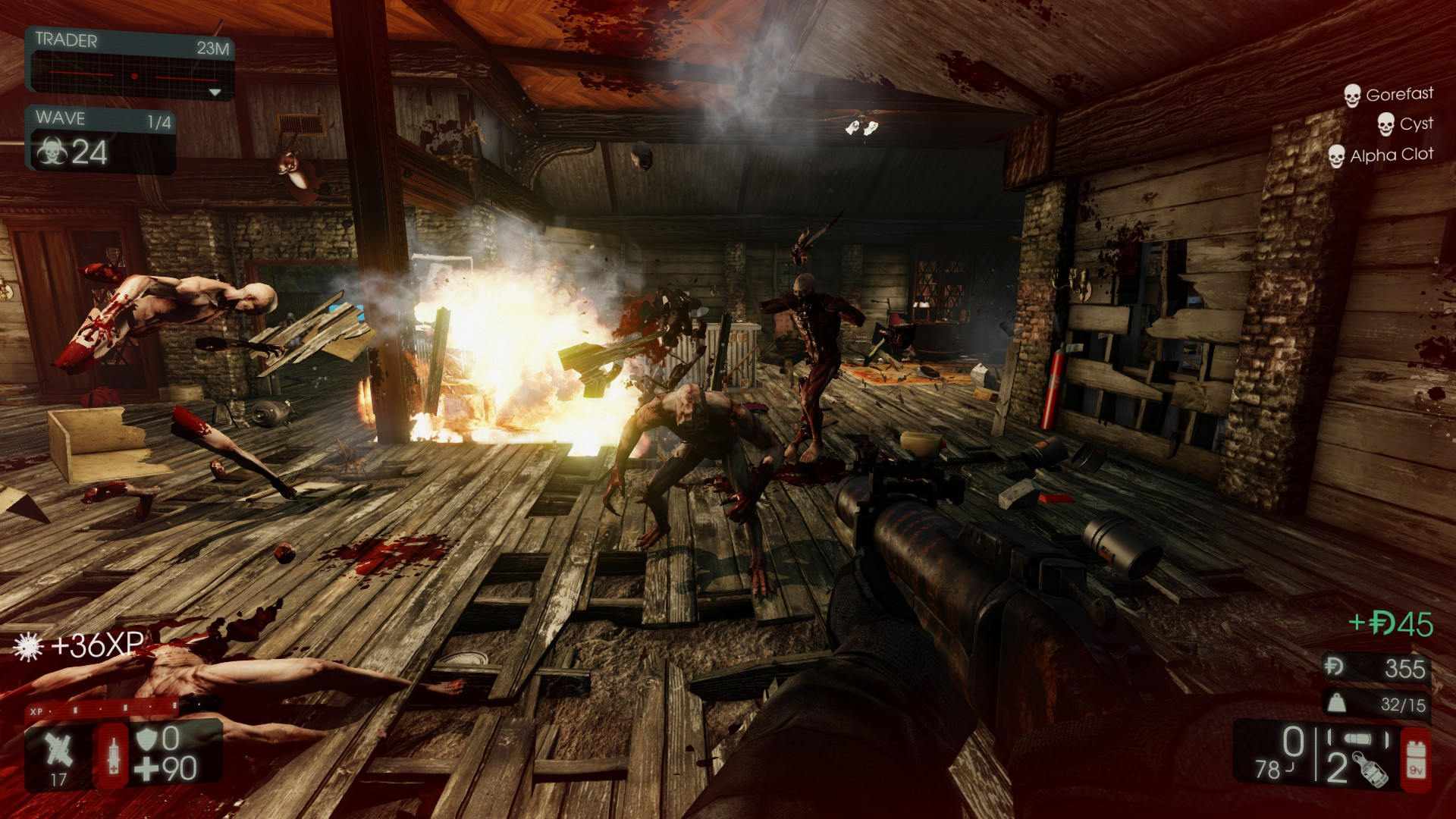 Note: Map Stability/functionality Is Not Guaranteed, As Killing Floor 2 Is  Designed Primarily For Static Environments.