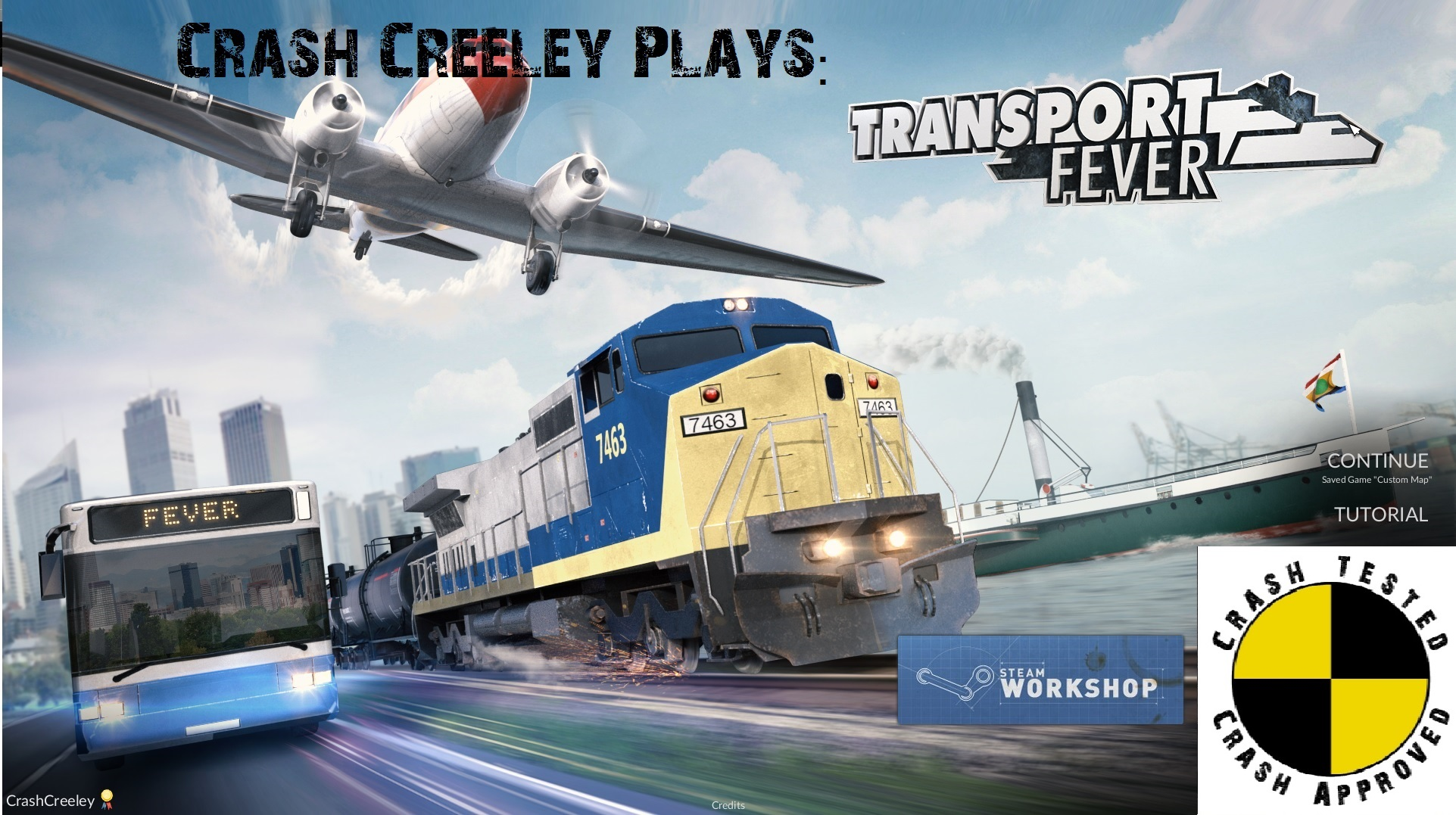 Steam Workshop :: Transport Fever Mods