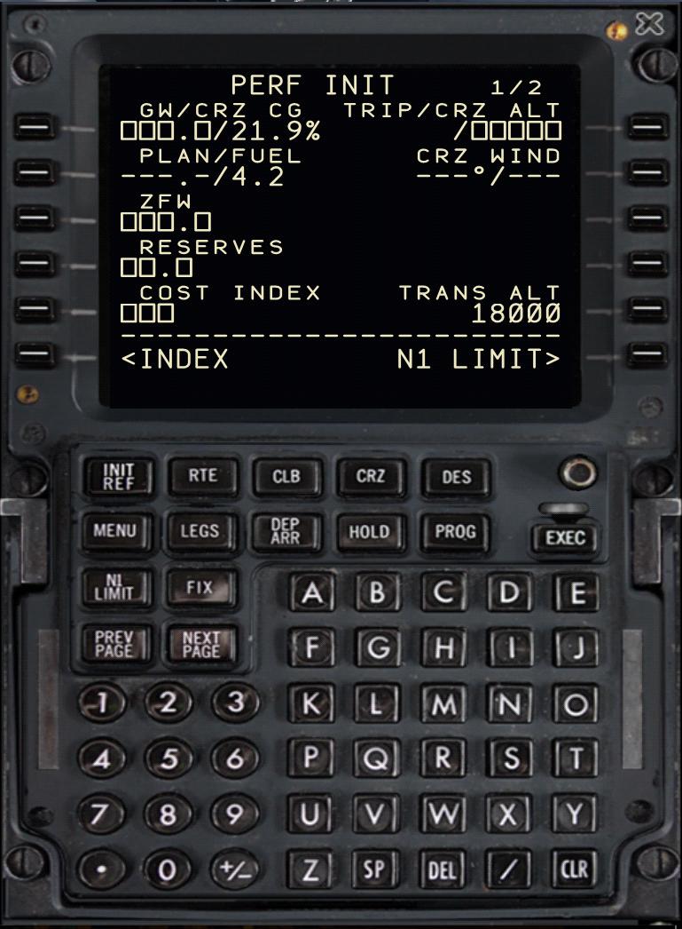 Steam Community :: Guide :: PMDG 737NG CDU Walkthrough and