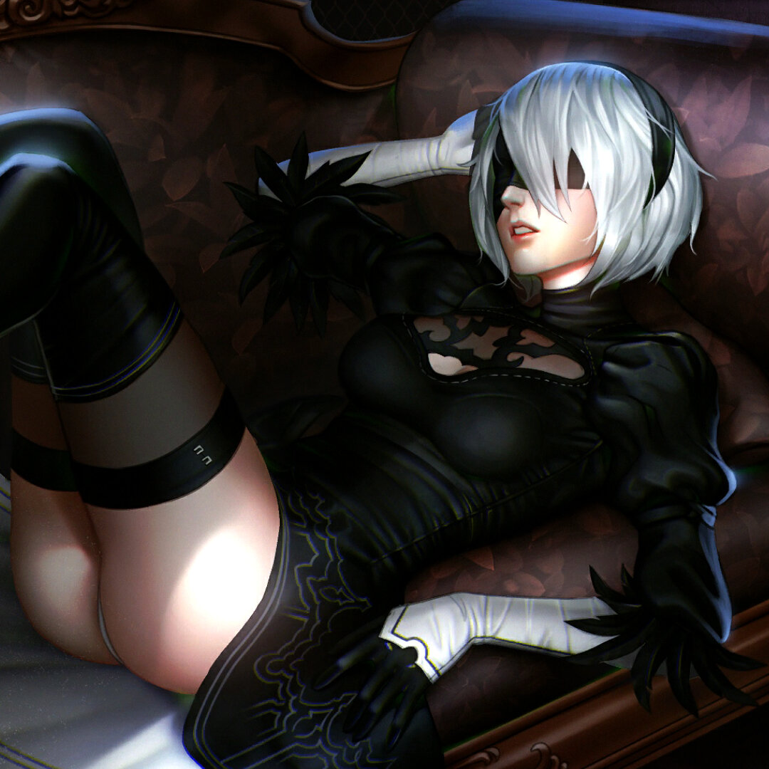NieR 2B Wallpaper Engine